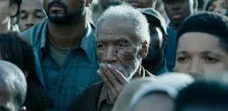 Elderly Man-Hunger Games
